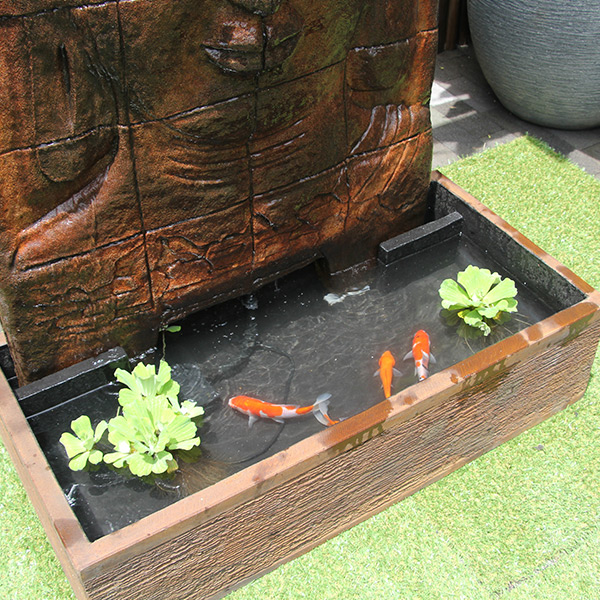 Modern Water Features. Outdoor Garden Fountains