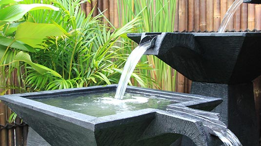Water Features Fountains Tasmania