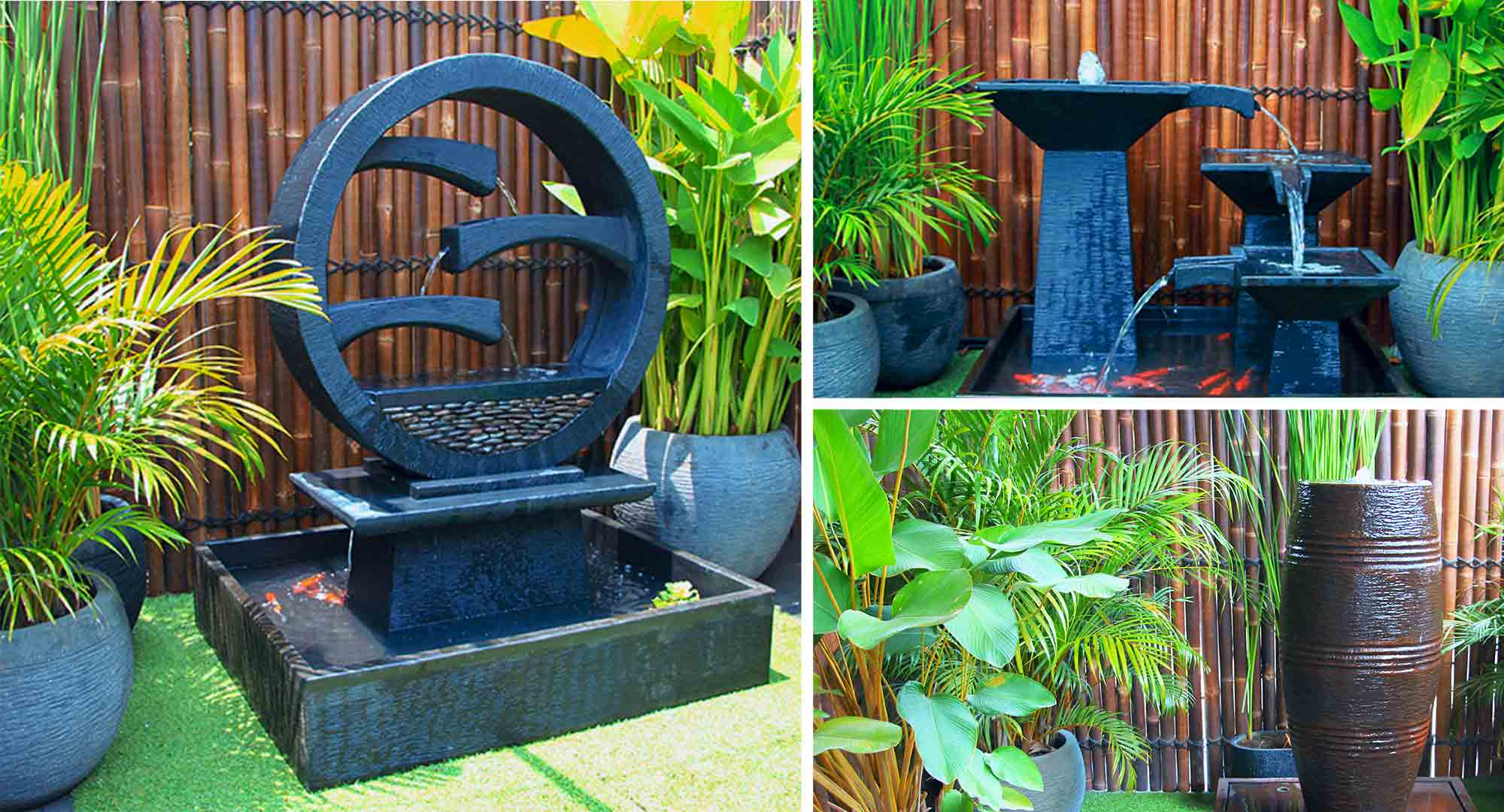 Image of: Wholesale Outdoor Water Features Fountains Adelaide South Australia