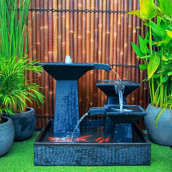 Water Features Gold Coast Queensland Outdoor Garden